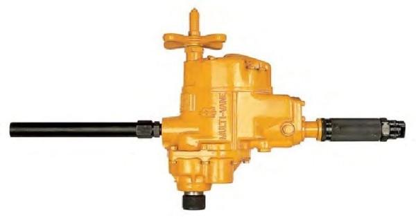 Ingersoll Rand Schwerlastbohrmaschine 33SKA-EU Druckluft Schwerlast Bohrmaschine 3 PS Morsekonus