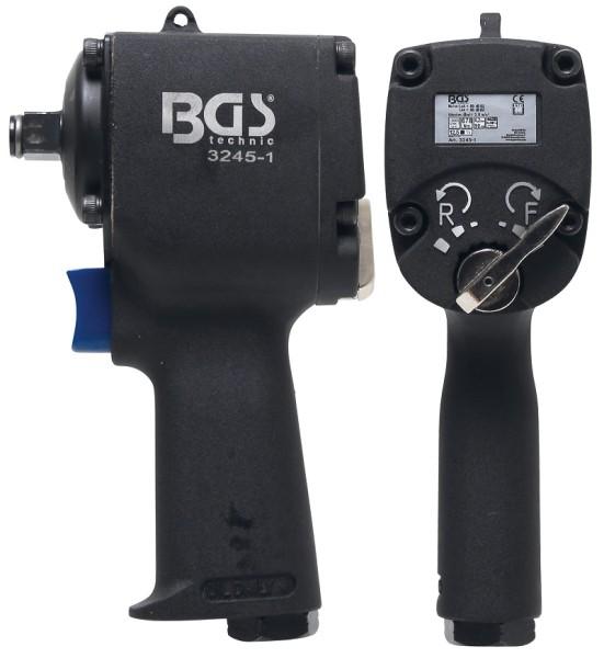 """BGS 3245-1 Druckluft Schlagschrauber 1/2"""" mit 678 Nm Mini-Schlagschrauber"""