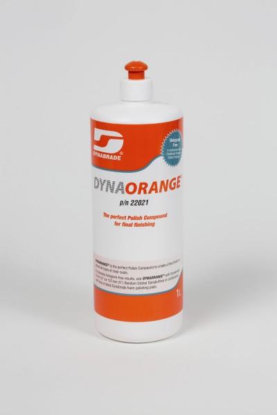 Dynaorange Politur 22021 flüssig Dynabrade sehr fein Finish Feinpolierpaste in 1 Liter Flasche