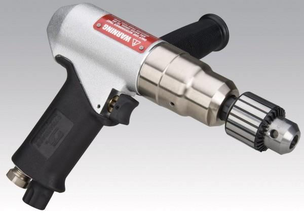 Druckluft-Bohrmaschine 53060 mit 10 mm Zahnkranzbohrfutter Dynabrade Pistolenbohrmaschine 3400 RPM