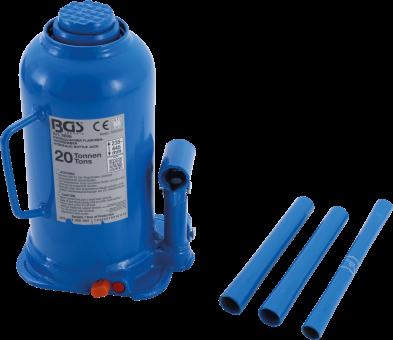 BGS technic 9888 Hydraulischer Flaschen-Wagenheber | 20 t