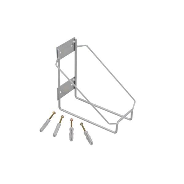Wandhalterung 22006 für 5 Liter Polituren-Kanister mit Zapfhahn von Dynabrade Halterung aus Metall