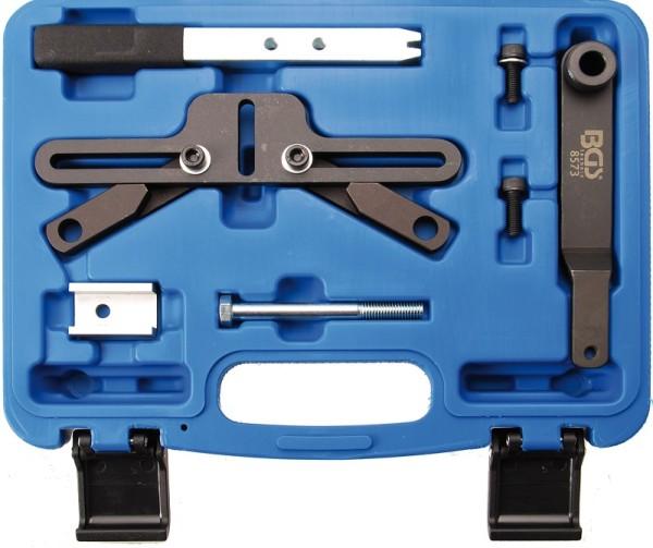 BGS 8573 Schwungrad Blokierwerkzeug für BMW Fahrzeuge Blockieren der Kurbelwelle