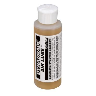 Dynabrade 95821 Luftschmiermittel 118 ml Druckluftöl in der Flasche Luftöl für Wartungseinheiten