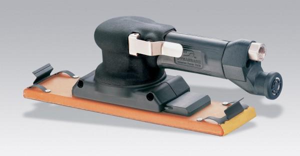 Dynabrade Druckluft-Linearschleifer 51350 Dynaline mit Zentral-Absaugung 19 mm Hub 70 mm x 279 mm