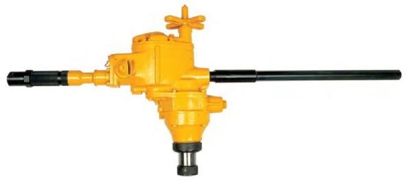 Ingersoll Rand Schwerlastbohrmaschine 44SMA-EU Druckluft Schwerlast Bohrmaschine 3,6 PS Morsekonus