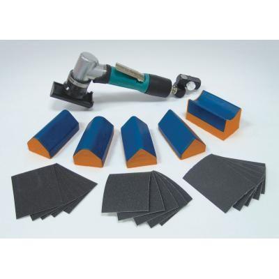 Druckluft-Profilschleifer 58010 im Set Dynabrade Dynafine Profilschleifmaschine 13000 RPM