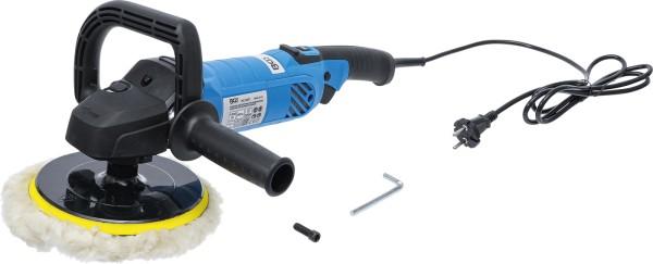 BGS technic 9337 Elektro-Poliermaschine | max. 3.000 U/min | 1.300W | Ø 180 mm