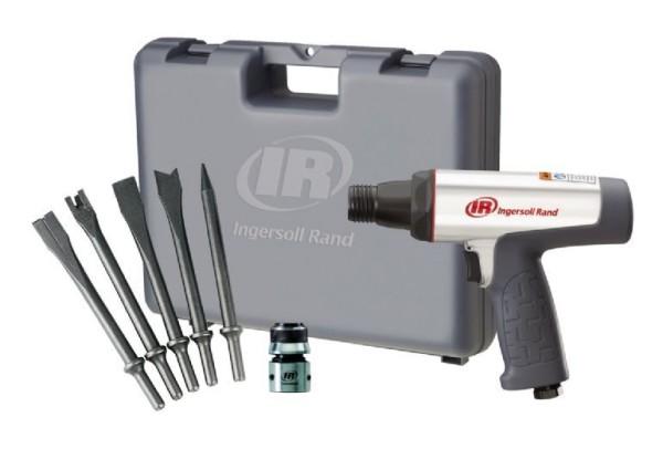 Druckluft Hammer 118MAXK Ingersoll Rand Abbruchhammer 118 MAXK mit rundschaft Meißel-Set im Koffer