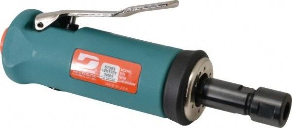 Druckluft-Stabschleifer 51303 Dynabrade Geradschleifer getriebelos mit Spannzange 24000 RPM