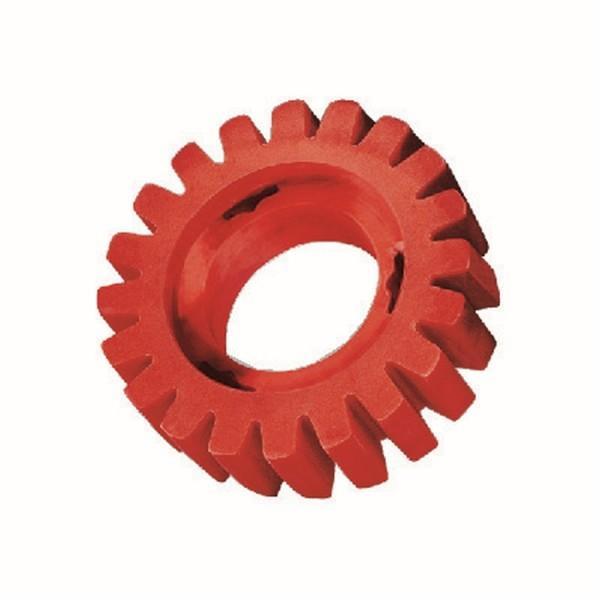 Dynabrade 92255 Radierscheibe Eraser (DynaZip) RED Tred Radierrad 100 mm x 32 mm