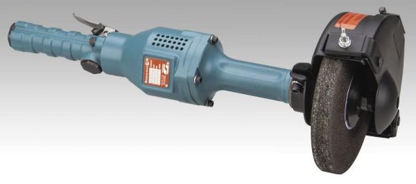 Druckluft-Stabschleifer 53312 für Schruppscheiben 203 mm Dynabrade Geradschleifer getriebelos 4 PS